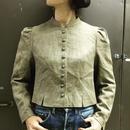 Vintage Tyrol Linen Cropped Jacket