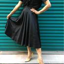Vintage 50's Scalap Circular Skirt