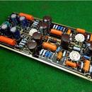 【送料無料!】ハイエンドM7真空管フォノRIAA LPターンテーブルプリアンプのHiFiステレオマランツ7プリアンプ(チューブなし)ボードを組み立て【新品】