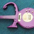 【送料無料!】プリンスシンボルギター風エレキギター ノーブランド パープルorゴールド【新品】