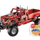 【送料無料!】LEGO互換 レゴ互換品 テクニック ピックアップトラック 42029【新品】