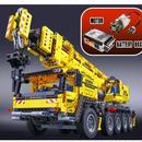 【送料無料!】レゴ互換 テクニック モービル・クレーンMK II42009 LEGO互換【新品】