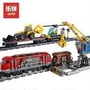 【送料無料!】レゴ互換 シティ 貨物列車 60098相当 ブロックおもちゃ【新品】