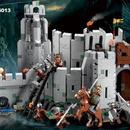 【送料無料!】未組立 レゴ互換品 ロードオブザリング ヘルムズディープ 9474 レゴブロック 知育【新品】
