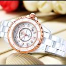 【送料無料!】burei 正規品 海外高級ブランド腕時計 サファイアガラス レディース 防水 クォーツ 日本未入荷モデル エレガント カジュアル【新品】