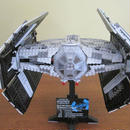 【送料無料!】LEGO 互換 05055 スターウォーズ 1212ピース おもちゃ ネクタイ 高品質 戦闘機モデル 組み立てキットブロック レンガ【新品】