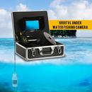 【送料無料!】Lixada 1000TVL魚のファインダー水中釣りカメラポータブル防水18個のLED 360度回転カメラ7インチ液晶モニター(ケーブル長:20m)【新品】