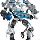 【送料無料!】LEGO(レゴ)互換 6230 ヒーローファクトリー ストーマー風 ブロックセット89ピース ライトサウンド 知育 おもちゃ【新品】