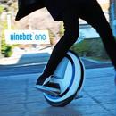 【365日出荷可能商品】ナインボット ワン 一輪車【めざましいテレビ/スッキリ!/サンジャポで紹介されました】 正規代理店 ninebot one(ナインボットワン) 片足走行も可能 電動一輪車
