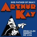 11/24(土)Arthur Kay 名古屋・前売引換(取置き)at GC Live