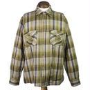 vintage Polo Ralph Lauren(ラルフローレン)  ストライプウールシャツ