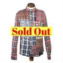 DENIM&SUPPLY Ralph Lauren(デニムアンドサプライ) パッチワークシャツ