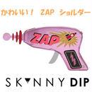 skinnydip スキニーディップ ロンドン 光線銃 ショルダー バッグ ZAP CROSS BODY BAG クロス ボディ 斜め肩掛けバック 斜めがけ レディース 海外 ブランド