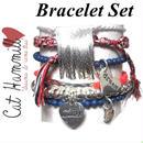 CATHAMMILL キャットハミル オーストラリア の 珍しい フリンジ チャーム ブレスレットセット 話題 アイテム ブレスレット ブレス ポーチ ゲット 海外 ブランド