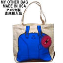 My Other Bag マイアザーバッグ トートバッグ KATE DENIM MOB MONSTER モンスター アメリカ製 正規品