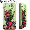 Valfre ヴァルフェー アメリカ の ハイタイム ガール iphone5 iphone5s ケース かわいい アイフォン ファイブ カバー 値引き 在庫有り 値下がり 海外 ブランド