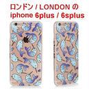 skinnydip スキニーディップ ロンドン の ラメ入り イッカク IPHONE 6plus / 6Splus NARWHAL CASE アイフォン ケース 保護フィルム セット 海外 ブランド
