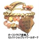 キャットハミル CAT HAMMILL ブレスレット セット レディース gold dream tassel bracelet set