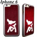 訳あり mabba マッバ ドイツ デザイン キュート バンビ iphone6ケース ドイツ レザー iphone 6 6s ケース 本革 カバー アイフォン 子鹿 おすすめ 海外 ブランド