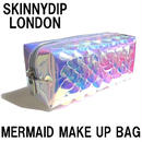 SKINNYDIP キラキラ可愛いバッグ メイクアップバッグ スキニーディップ MERMAID MAKE UP BAG お洒落な小物入れ