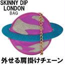 skinnydip スキニーディップ プラネット バッグ PINK PLANET CROSS BODY BAG 外せる 斜め掛けクロスボディバッグ
