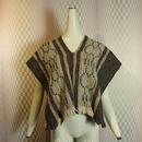 1970's Vintage Knit Poncho