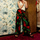 【migration】Plant Chiffon Pants