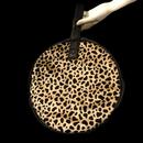 Leopard Print Circle Hand Bag / ヒョウ柄ハンドバッグ