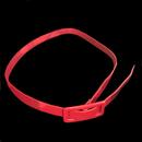 【Guess】Enamel  Slim Belt<RED>