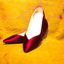 Vintage 【Dyeables by HightLights】 Bordeaux Heel
