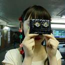 【AHCAHCUM/あちゃちゅむ】Eyeball パスケース