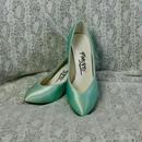 Vintage【PiMENTO】Silk Satin Heel