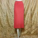 1950's Vintage Pink Knit Skirt