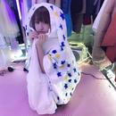 星の兎切り替えBIGパーカー/HOMELESS PARTY.×魔法都市東京