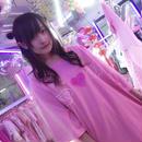 はーと天使BIGTシャツ/魔法都市東京