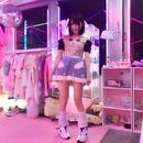 天使の羽ニットスカート/魔法都市東京