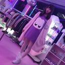 あいどるうさぎドットワンピース/魔法都市東京