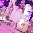 いちごみるく天使の羽根BIGトレーナー/魔法都市東京