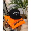 BELL JENNA オリジナル ロングスリーブシャツ オレンジ