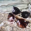 【ladies'】Simple sunglassess