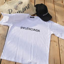 【ladies】B∀LENCIAGA  t-shirt