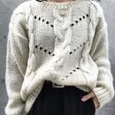 italy white knit