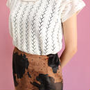 lace knit tops