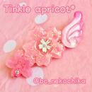 ☆cherry blossom angelバレッタ