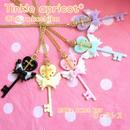 ☆milky sweet keyネックレス