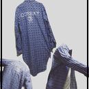 くらぶセクシー Boutique Panx edition  long check shirts