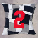 "Patchwork pillow cover ""2"""
