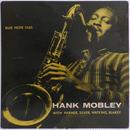 完全 オリジナル New York 23 Flat HANK MOBLEY Quintet BLP 1550 blue note 光沢ラミネート