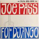 レア 最高傑作! PACIFIC JAZZ 青ラベル オリジナル US盤 JOE PASS For django ジョー・パス ST 85 名盤 ギター ジャズ 人気盤