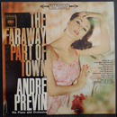 Sexy 美女 US盤 黒レター 2 eyes ANDRE PREVIN Faraway part of town アンドレ・プレヴィン